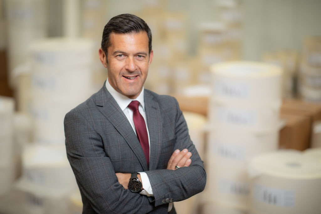 Noel Carroll, Managing Director, Platinum Paper
