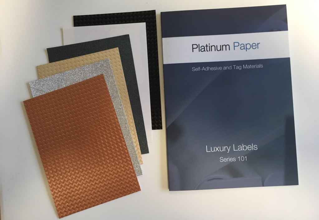 Luxury Papers at Platinum Paper