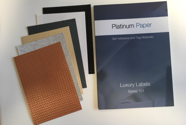 Luxury Papers at Platinum Paper