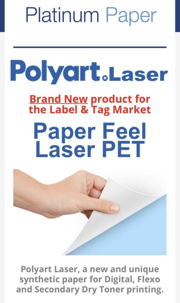 Laser PET